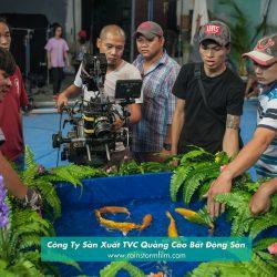 Làm phim quảng cáo TVC 3D giới thiệu dự án bất động sản Scenic Valley 2 của công ty Phú Mỹ Hưng