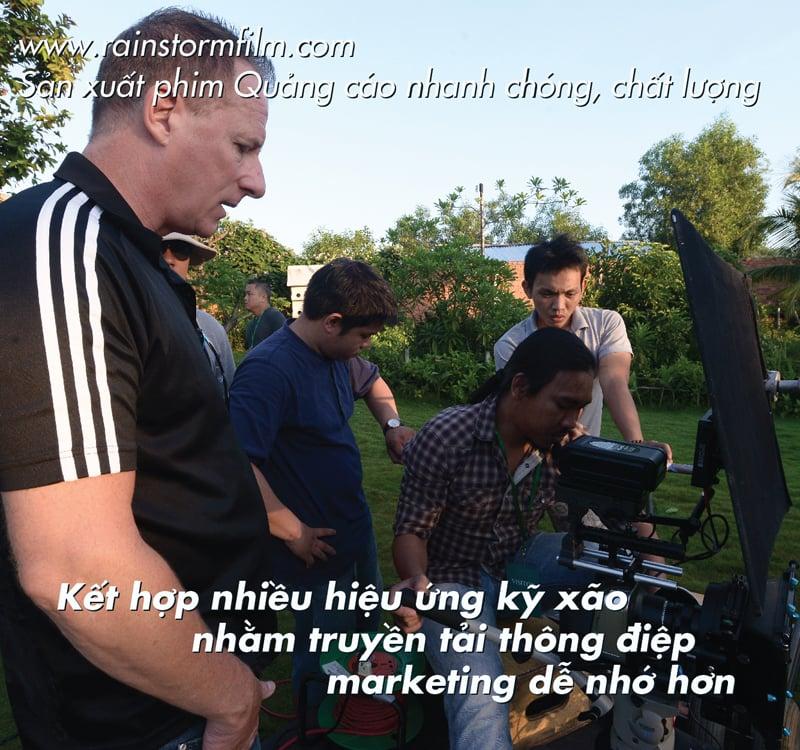đơn vị làm phim quảng cáo ở tp HCM